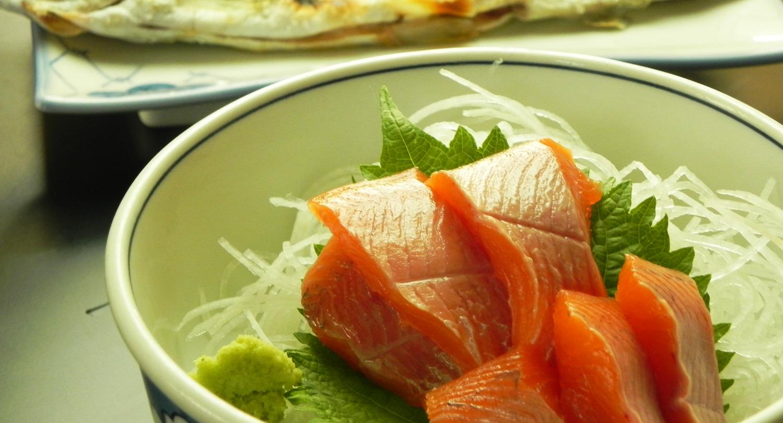 十和田湖ひめます料理