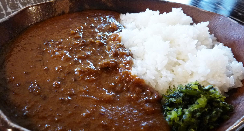 あおもりご当地食めぐり 奥津軽食のエリア 激馬かなぎカレー