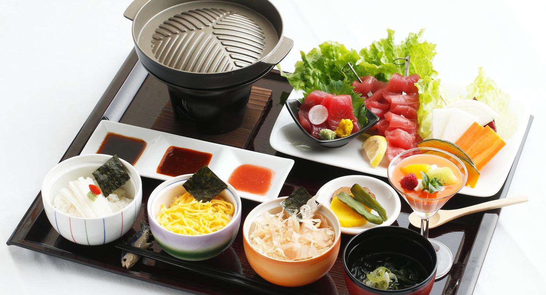 あおもりご当地食めぐり 奥津軽食のエリア 深浦マグロステーキ丼