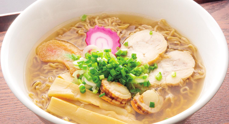 あおもりご当地食めぐり 十和田・三沢食のエリア のへじ北前ラーメン