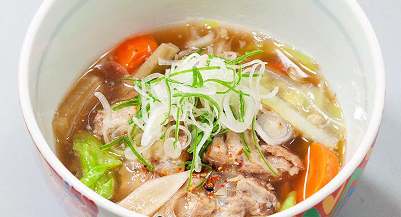 あおもりご当地食めぐり 十和田・三沢食のエリア 三沢パイカ料理