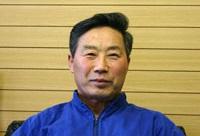 農事組合法人三沢農場経営主の山崎伸さん