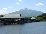 鶴田町富士見湖