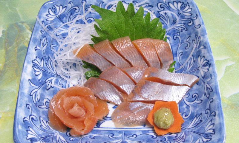 2012年11月 旬の食材 十和田湖のひめます