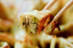 あおもりご当地食めぐり 十和田・三沢食のエリア 十和田おいらせ餃子