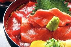 あおもりご当地食めぐり 本州最北端食のエリア 大間マグロ料理 大間マグロ丼
