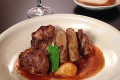 あおもりご当地食めぐり 十和田・三沢食のエリア 三沢パイカ料理 パイカ赤ワイン煮