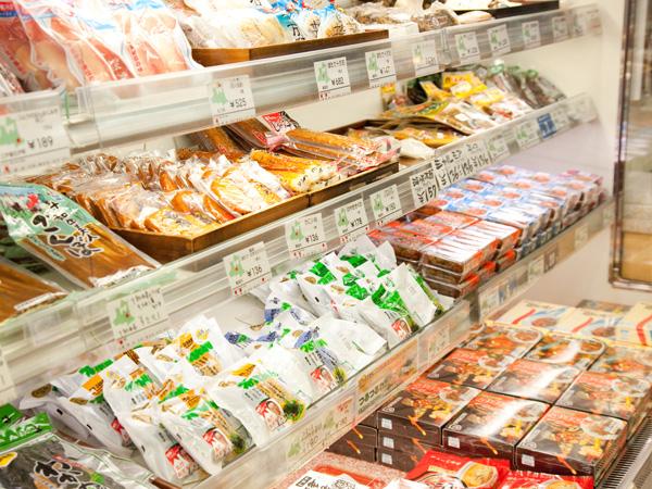 県産品販売店(ふるさと産品消費県民運動協力店)