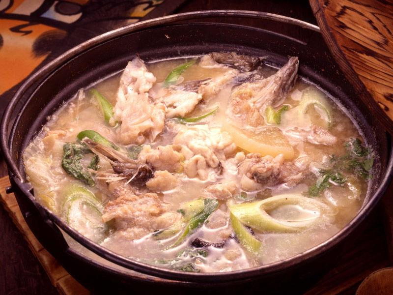 マダラのじゃっぱ汁 青森県の郷土料理
