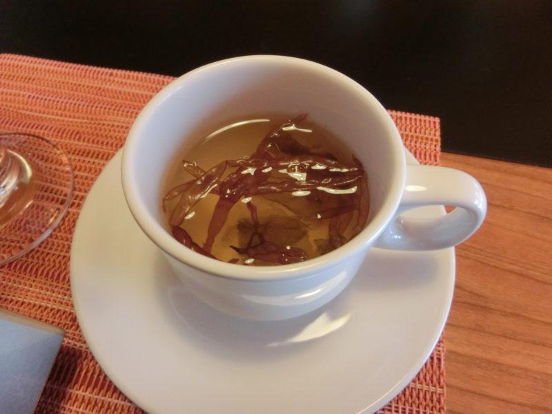 食前スープ 下北半島・磯の香り汁
