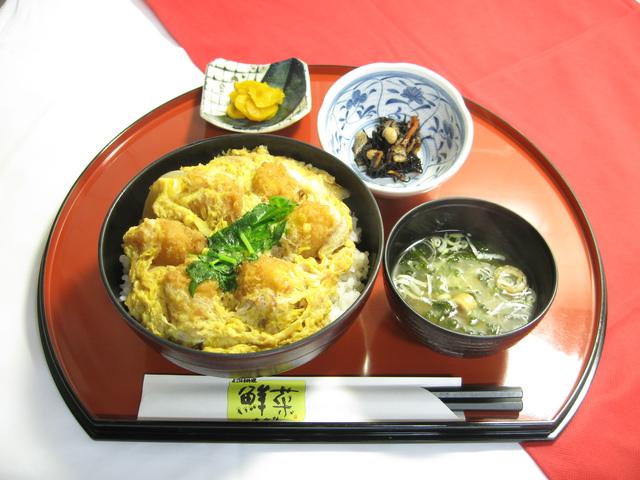 青森が味わえるお店 青森県内 上北地域 レストラン「鮮菜」(道の駅「よこはま」内)ほたて丼