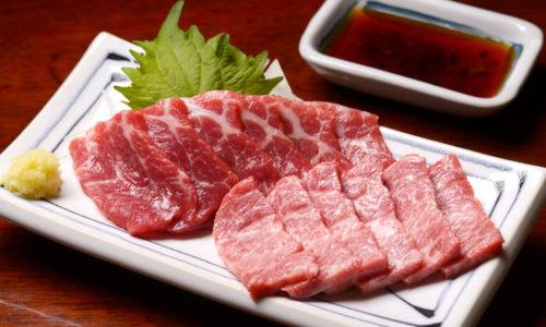馬肉鍋 青森県南部地方の郷土料理