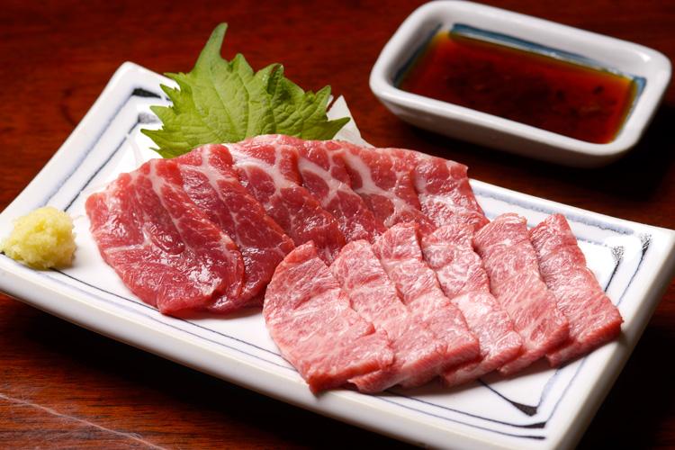 馬肉料理 青森県南部地方の郷土料理
