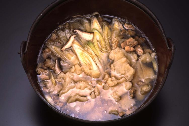 ひっつみ 青森県沿岸地帯の郷土料理