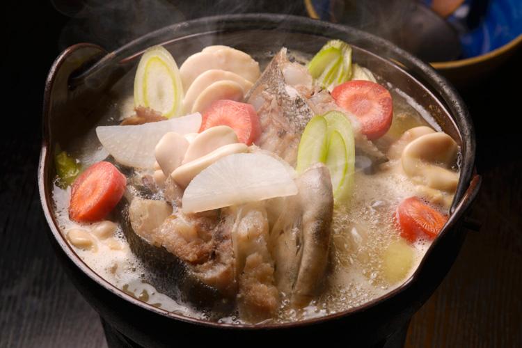 タラのじゃっぱ汁 青森県津軽地方の郷土料理