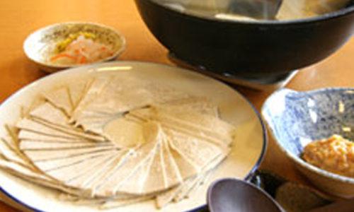 かっけ 青森県南部地方の郷土料理