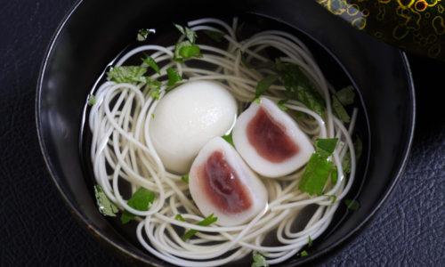 けいらん 青森県下北地方の郷土料理