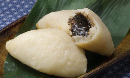 きんかもち 青森県南部地方の郷土料理