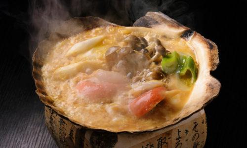 みそ貝焼き・ホタテ貝焼き味噌 青森県津軽地方の郷土料理