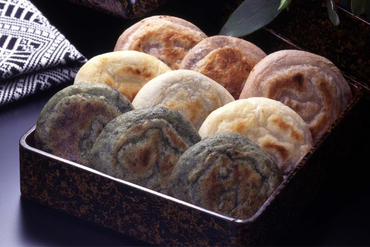 しとぎもち 青森県津軽地方の郷土料理