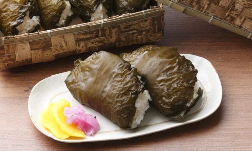 若生おにぎり 青森県沿岸地帯の郷土料理
