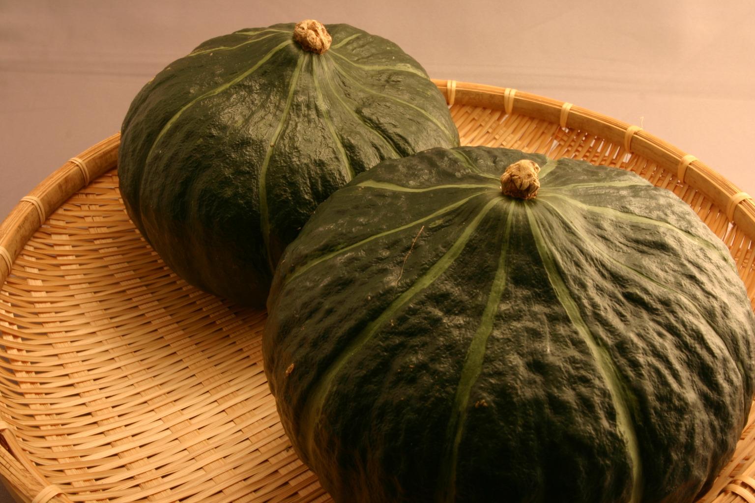 2010年9月号 一球入魂かぼちゃ