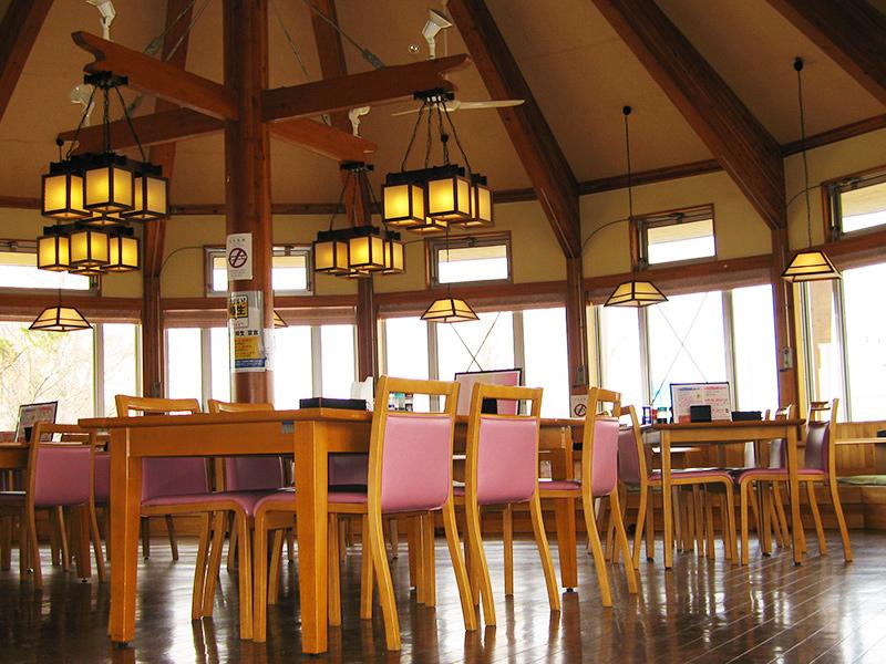 青森が味わえるお店 青森県内 上北地域 レストラン「鮮菜」(道の駅「よこはま」内)