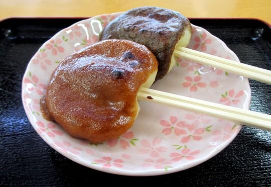 青森が味わえるお店 青森県内 三八地域 SAN・SUN産直ひろば 串もち