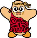 さんまる(青森県文化財保護課)