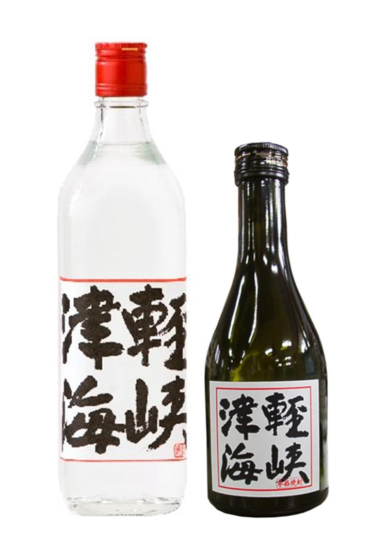 本格米焼酎25度 津軽海峡