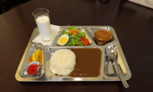 あおもりご当地食めぐり 本州最北端食のエリア  大湊海自カレー