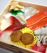 青森海鮮ちらし寿司