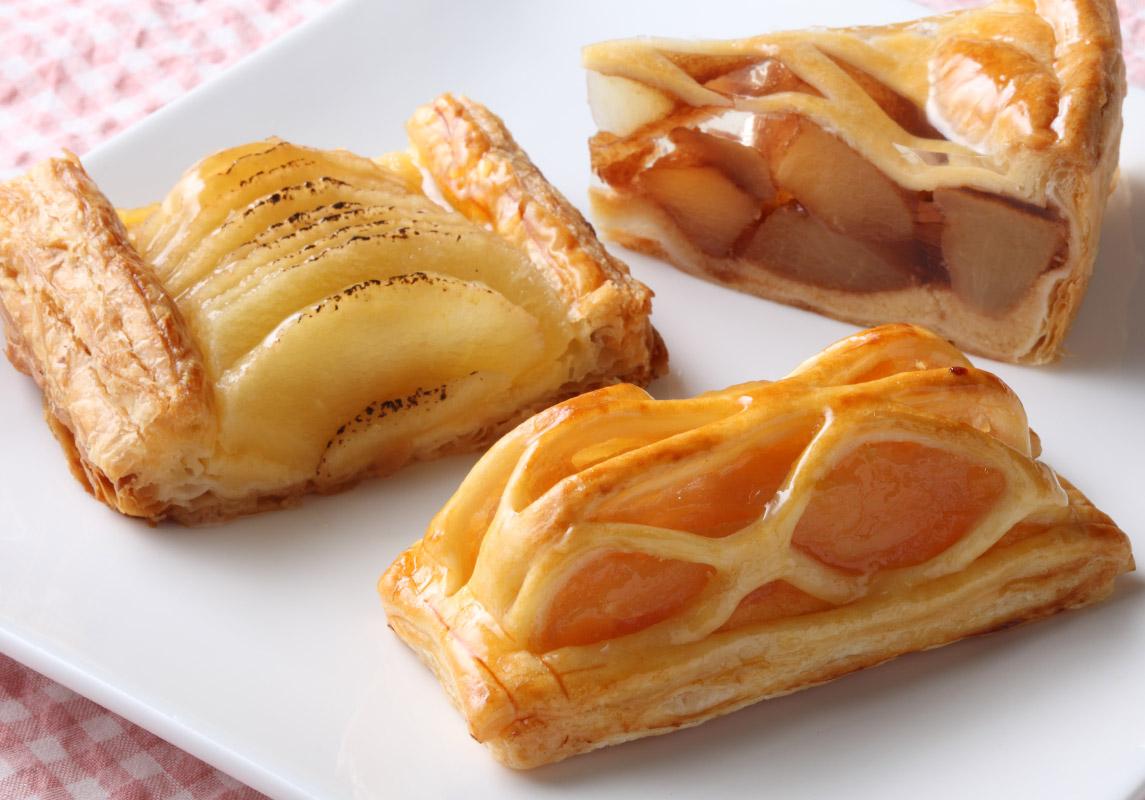 2018年2月 旬の食材 りんごの街のアップルパイ