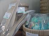 かざまうら産直友の会「産地直売所」ヒバの木工品