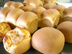米粉で作ったパン