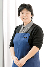 雅菜工房 代表の中野渡八志子さん