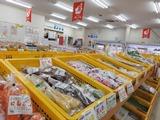 道の駅浅虫温泉「ゆ~さ市場」店内の様子