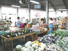 アグリの里 おいらせ 新鮮な野菜が揃う直売所
