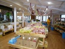 グリーンプラザなんごう (道の駅なんごう)お店の様子
