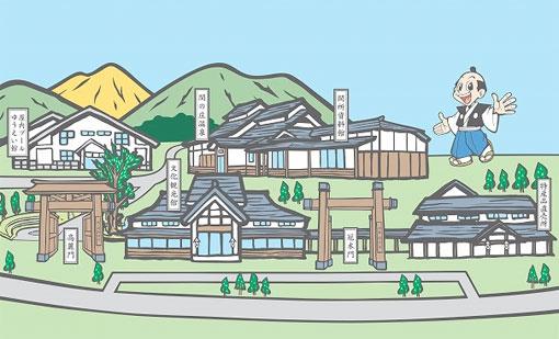 道の駅いかりがせき「津軽 関の庄」