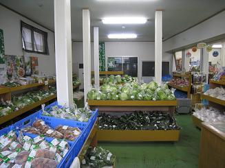 ゆうき青森農業協同組合野辺地支所購買店舗 あぐりハウス「すずな」
