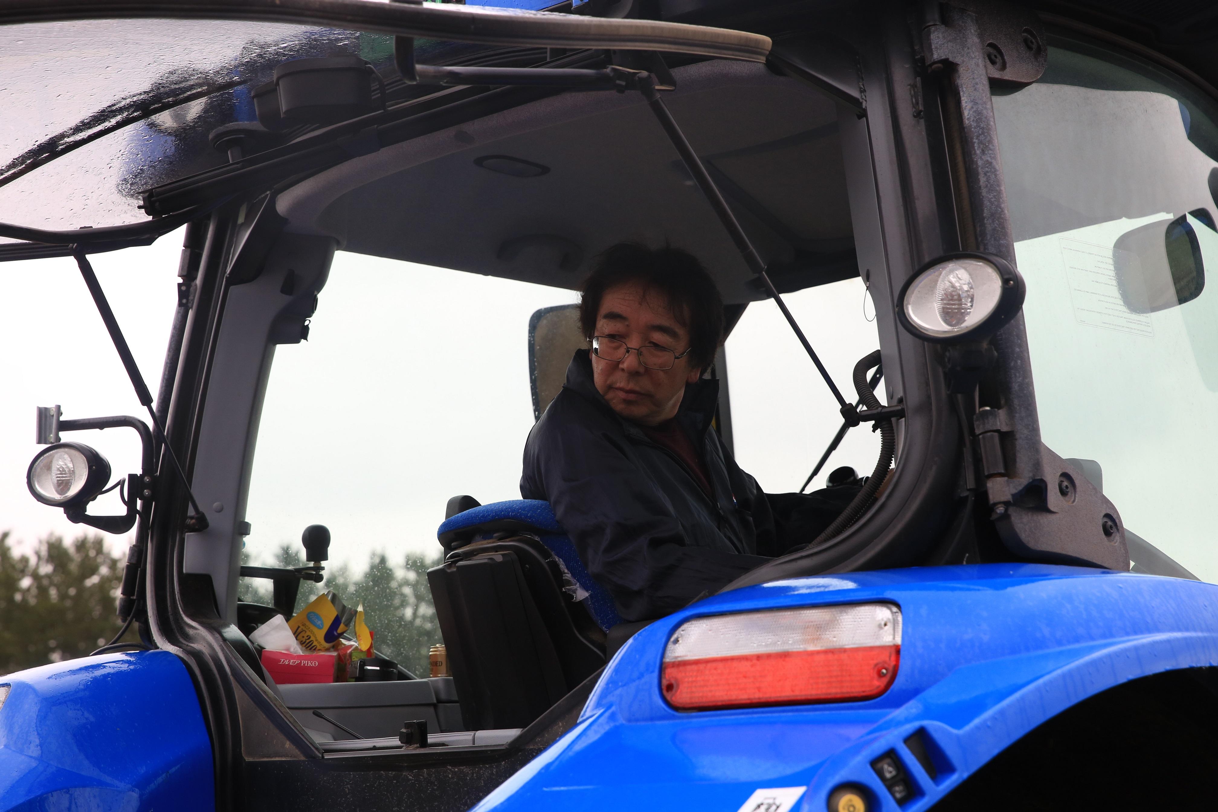 Michiki農園 工藤さん
