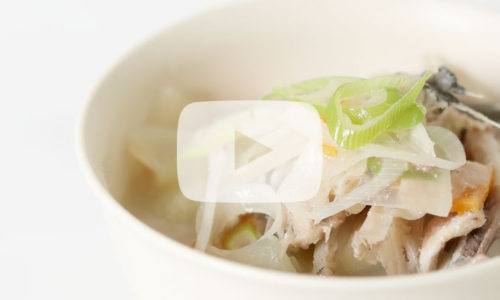 【郷土料理】鱈のじゃっぱ汁
