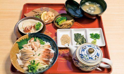 今食べてほしい!『三沢ほっき丼』と『鰺ヶ沢ヒラメのヅケ丼&鰺ヶ沢イトウ料理』