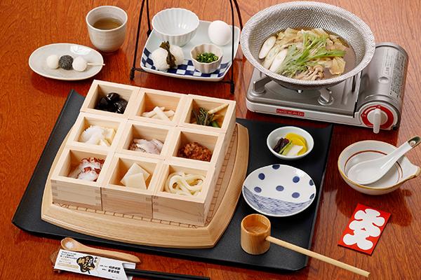 中泊メバルちゃんこ鍋