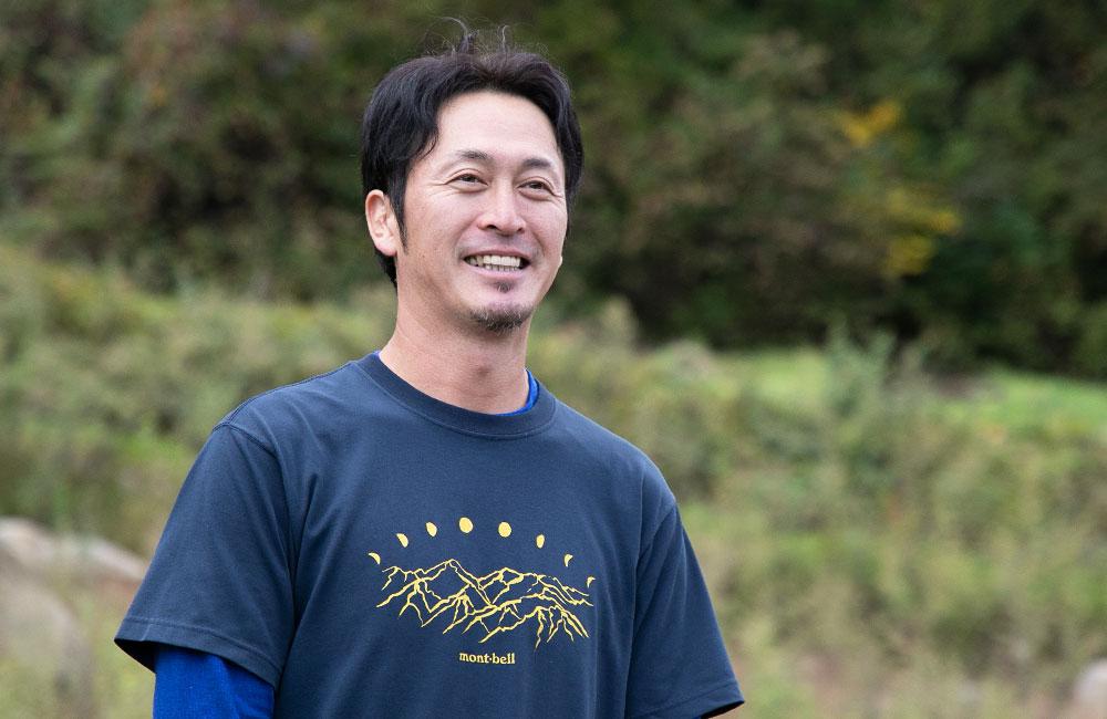 「虹鱒屋」代表の木村建さん
