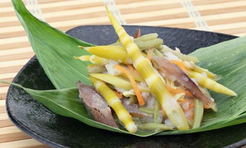 細竹の寿司